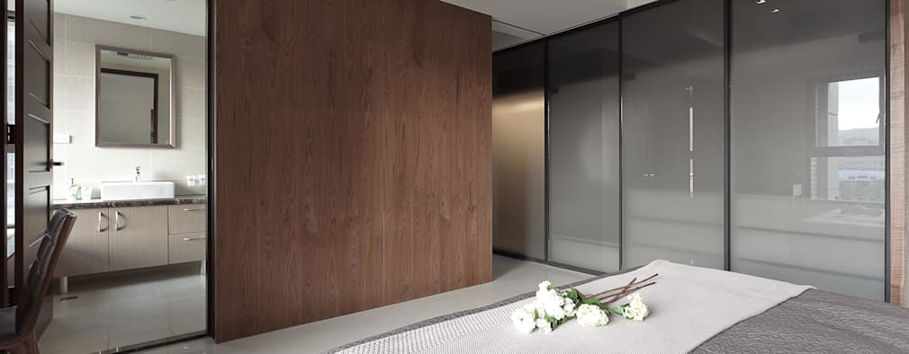 映介:  臥室 by 大晴設計有限公司