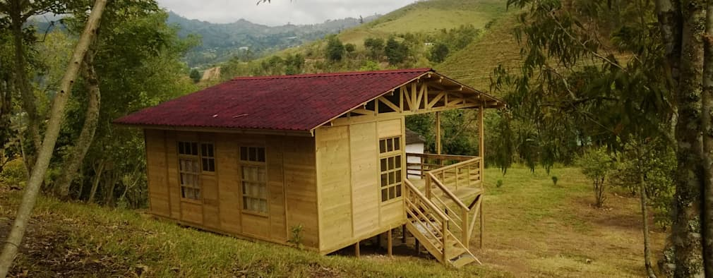 9 wooden houses that are cheap to build for the philippines for Affordable houses to build