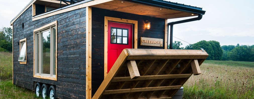 Maisons de style de style Minimaliste par Greenmoxie Magazine