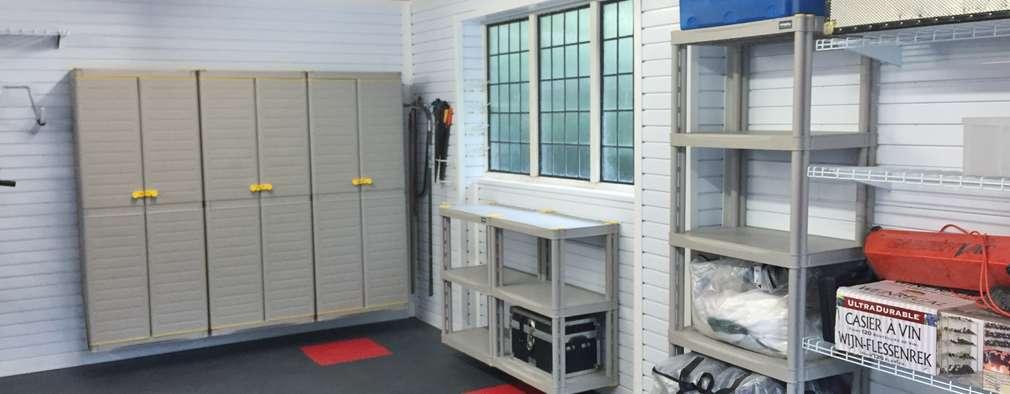 Garage / Hangar de style de style Moderne par Garageflex