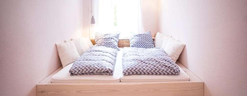 15 piccole camere da letto con mille idee - Piccole camere da letto ...