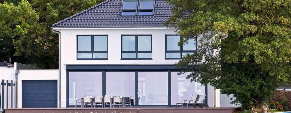Villa door Heinz von Heiden GmbH Massivhäuser