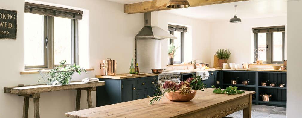 廚房 by deVOL Kitchens