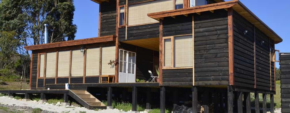 Construye tu propia casa de madera - Construye tu propia casa ...