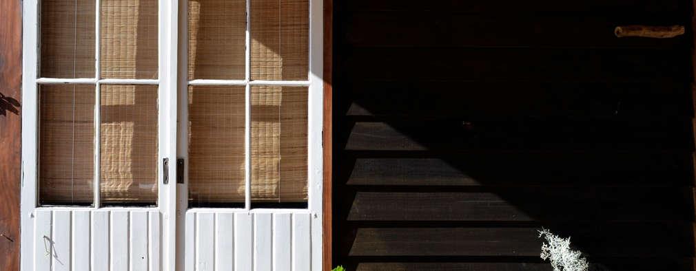 Casas de estilo rústico por BLAC arquitectos