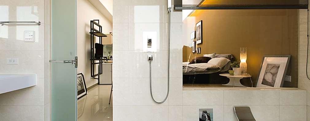 明樓設計 ─ ML Design 의  욕실