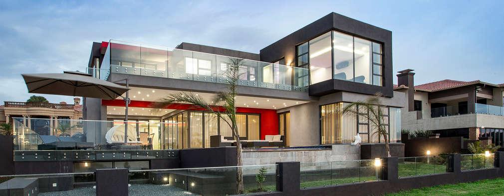 Ultra modern : modern Houses by FRANCOIS MARAIS ARCHITECTS