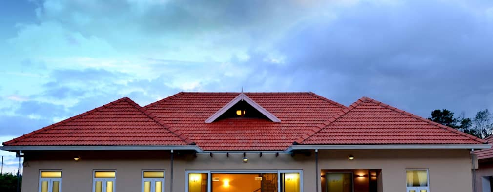 Streamside Homes: modern Houses by Vitrag Group