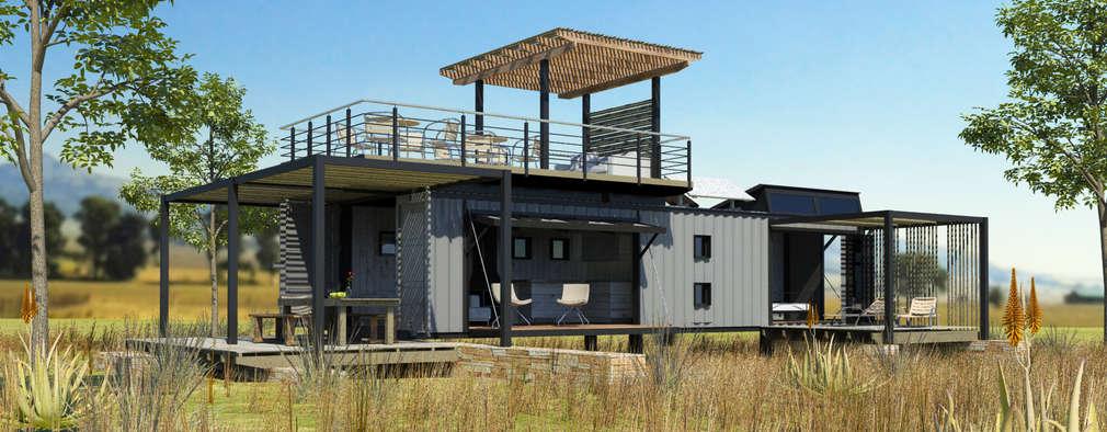Die ongelooflike suid afrikaanse skeepsvraghouer huis - Better homes and gardens storage containers ...