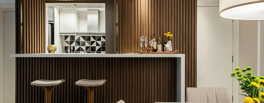 modern Dining room by Carpaneda & Nasr