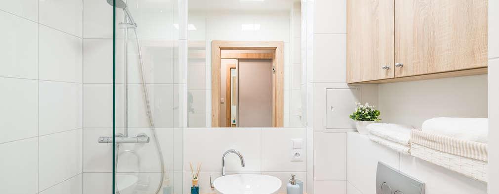 14 แบบห้องน้ำสวย ขนาดกำลังดี แยกส่วนเปียกส่วนแห้ง