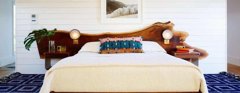 modern Bedroom by SA-DA Architecture