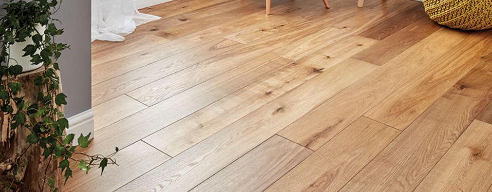 جدران تنفيذ Woodpecker Flooring