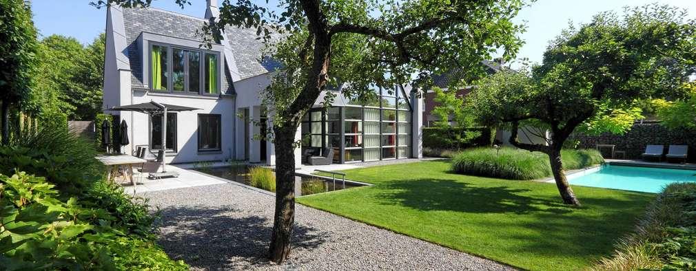 luxe tuin met een schitterende inrichting On inrichting tuin