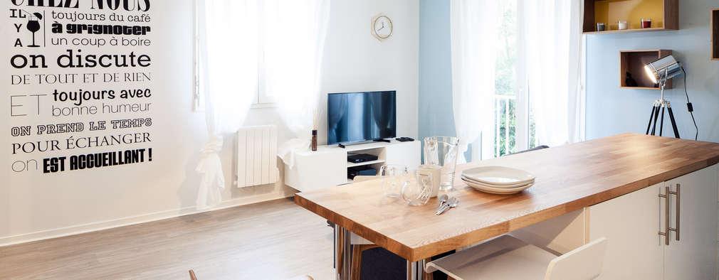 la r novation compl te d 39 un appartement de 30 m tres carr s. Black Bedroom Furniture Sets. Home Design Ideas