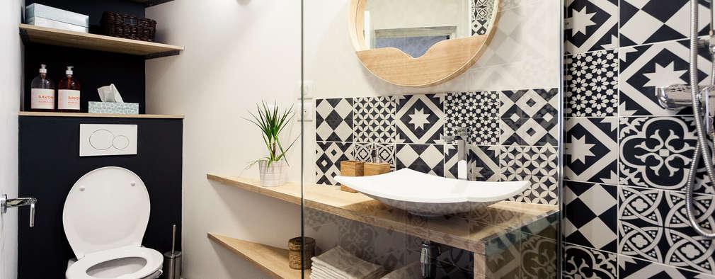 غسل خانہ  by MadaM Architecture
