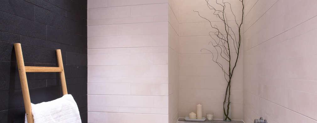 浴室 by Sensearchitects Limited