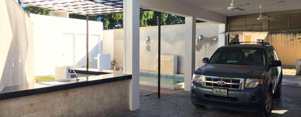 Terrace by Constructora Asvial - Desarrollador Inmobiliario