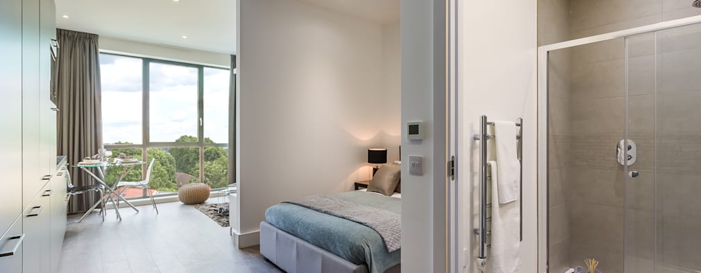 High Quality Modern Bedroom By Homify