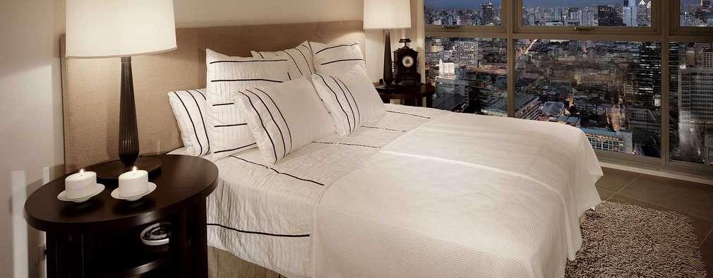 asian Bedroom by HB Design Pte Ltd