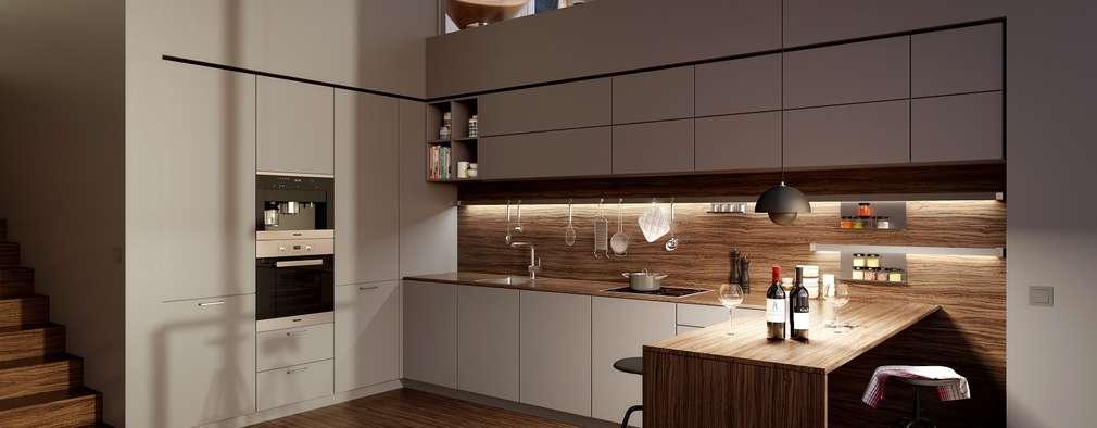 廚房 by Hehku