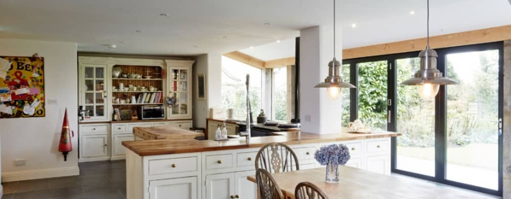 country Kitchen by Askew Cavanna Architects