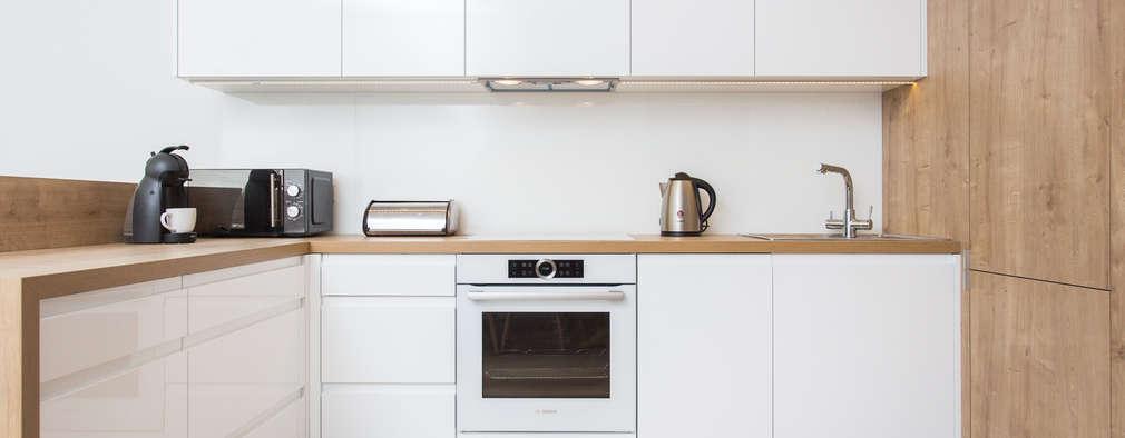 5 kleine Küchen zum Verlieben!