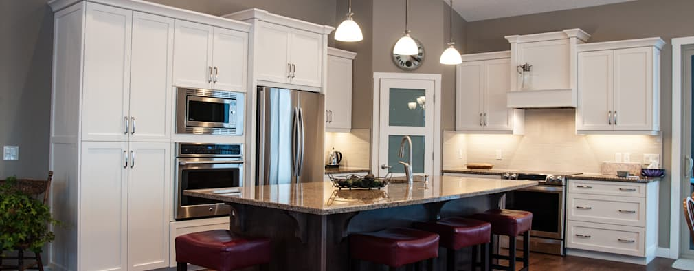 country Kitchen by Drafting Your Design
