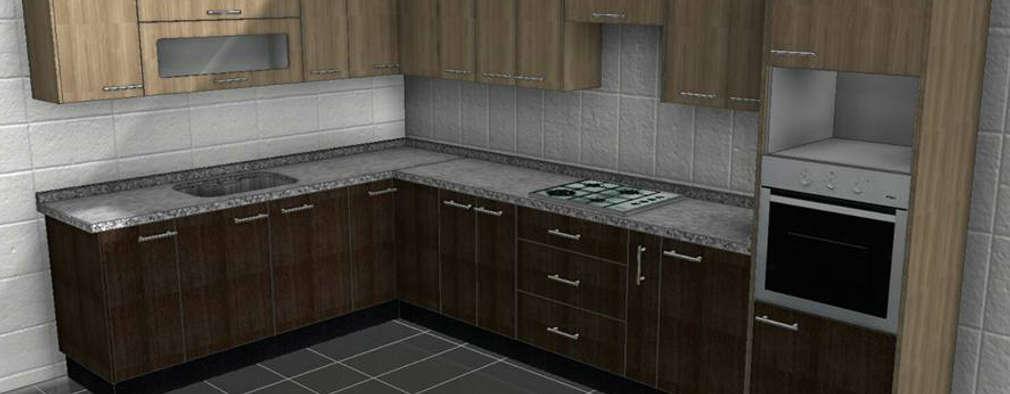 Cómo instalar los muebles de la cocina ¡En 5 pasos de experto!