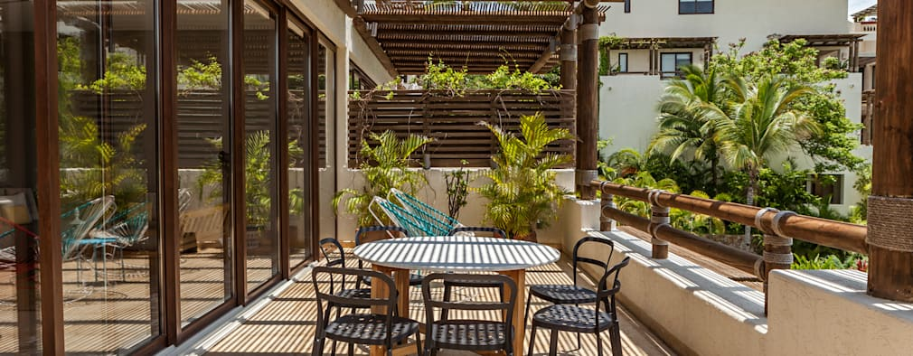 Patios & Decks by MORADA CUATRO