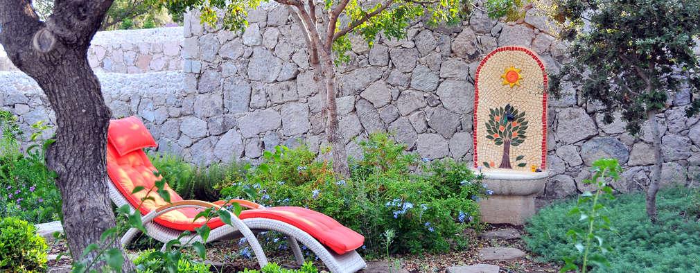 Сады в . Автор – Ebru Erol Mimarlık Atölyesi