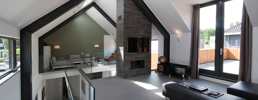 Moderne Wohnzimmer Von Architect2GO