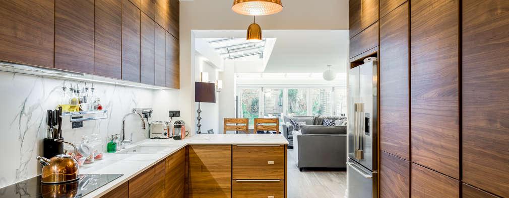 مطبخ تنفيذ Orchestrate Design and Build Ltd.