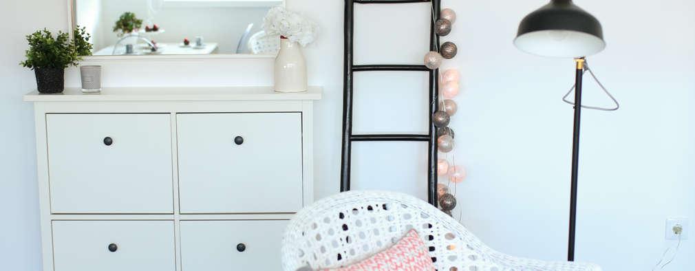 Projekty,  Korytarz, przedpokój zaprojektowane przez Perfect Home Interiors