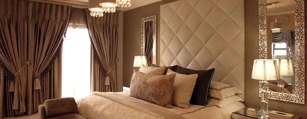 Guest Bedroom: classic Bedroom by Tru Interiors