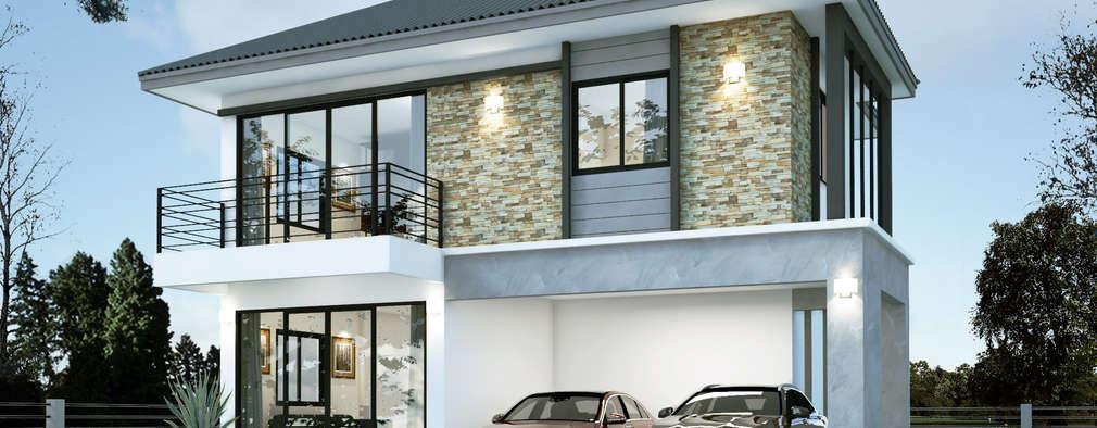 Projekty,   zaprojektowane przez At Mind House
