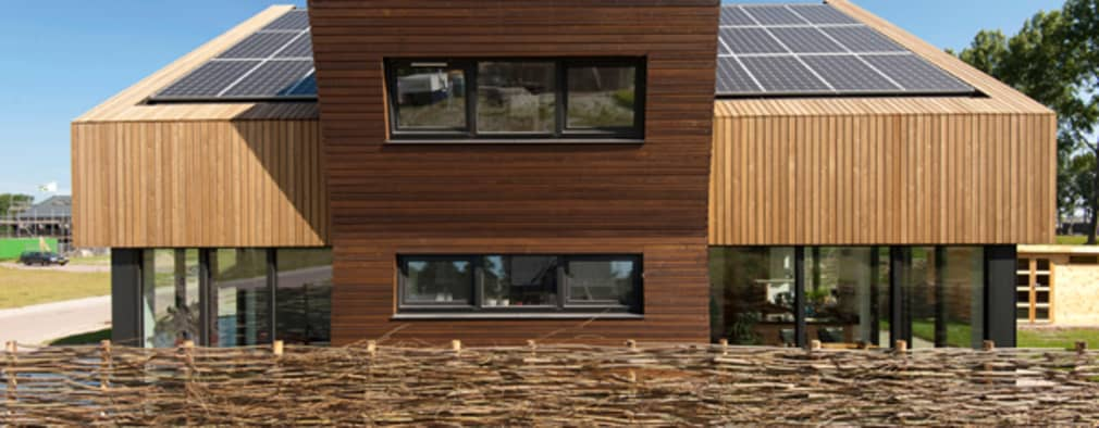 modern Houses by NarrativA architecten