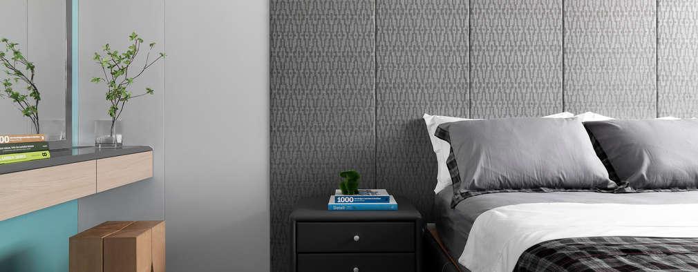 modern Bedroom by 樸暘室內裝修有限公司