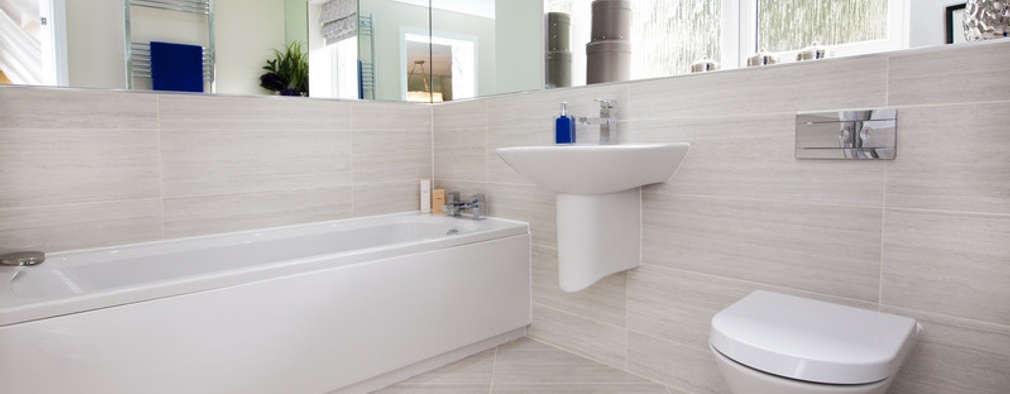 Phòng tắm by Graeme Fuller Design Ltd