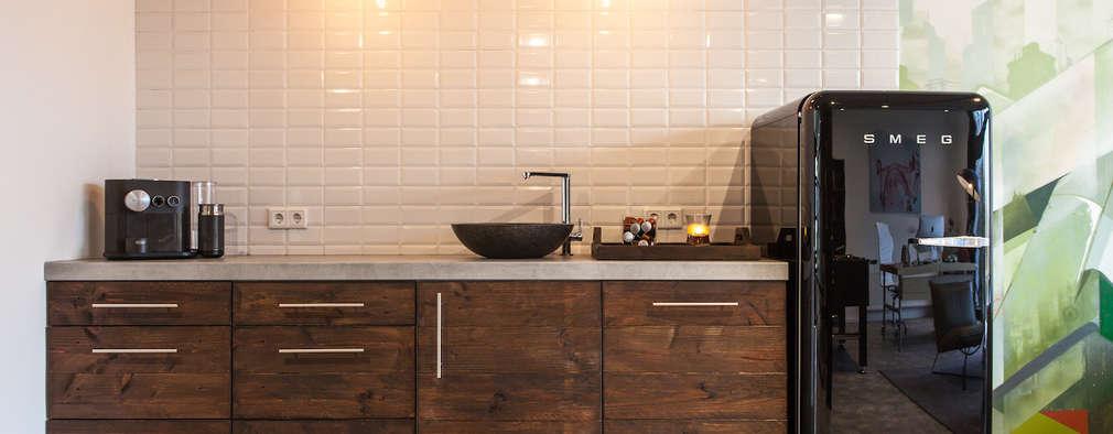 Keuken:   door Bob Romijnders Architectuur & Interieur