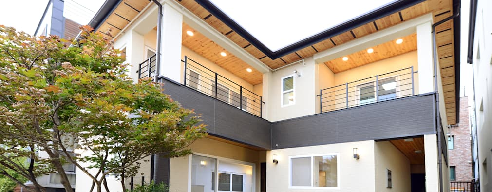บ้านและที่อยู่อาศัย by 코원하우스