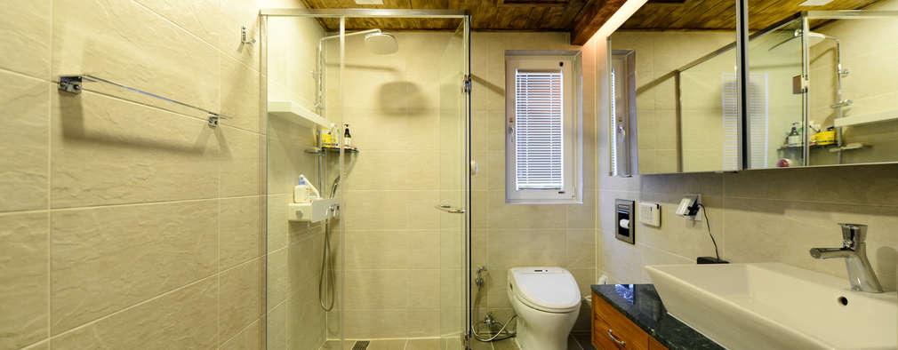 modern Bathroom by 코원하우스