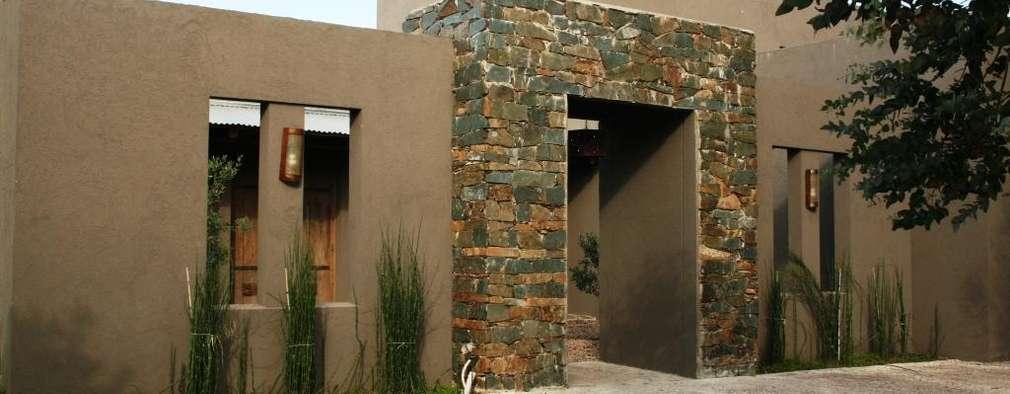 9 fachadas de casas r sticas que te encantar n - Fachadas ladrillo rustico ...