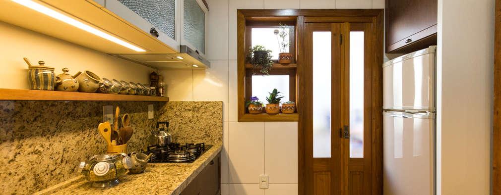 13 ideas para ambientar ¡una cocina hogareña!