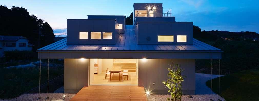 藤原・室 建築設計事務所의  창문