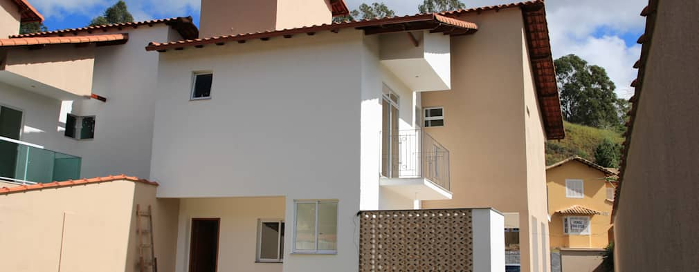 modern Houses by Jrmunch Arquitetura