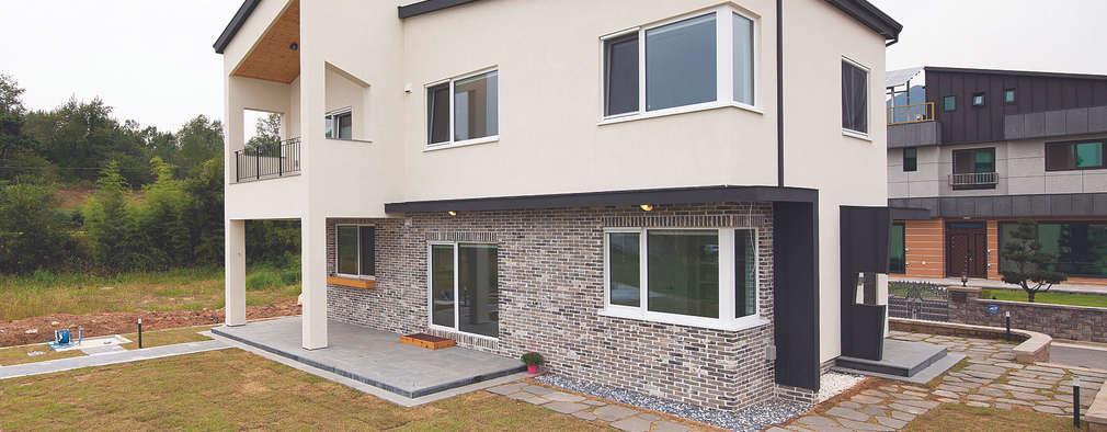 13 Desain Rumah Sederhana Bangun Sendiri Gambar Desainnya