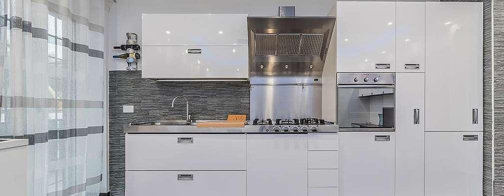 Cocinas abiertas a la sala y comedor: 6 diseños muy ingeniosos