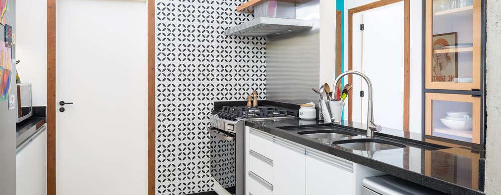 Nhà bếp by Joana França