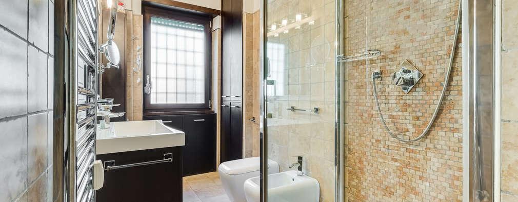 45 ba os modernos con ducha que te encantar n for Banos modernos con ducha